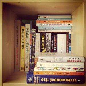 Vyhlášení Twitter soutěže aneb Jaké jsou vaše knihovny?