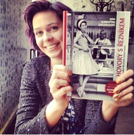 Jana Forentýna: Začala jsem vařit z lásky ke svému muži