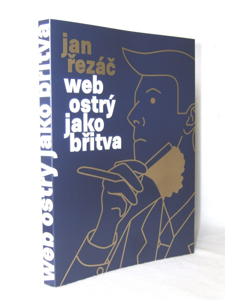 Mějte ji doma dřív než ostatní: První česká kniha o webdesignu