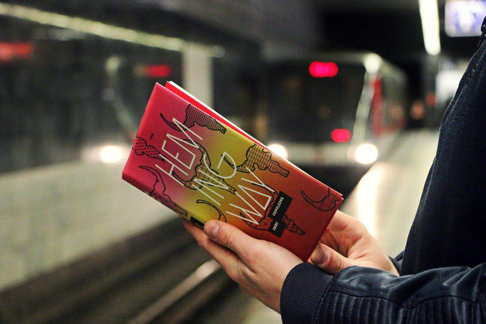 LookBook #6: Cestujeme metrem