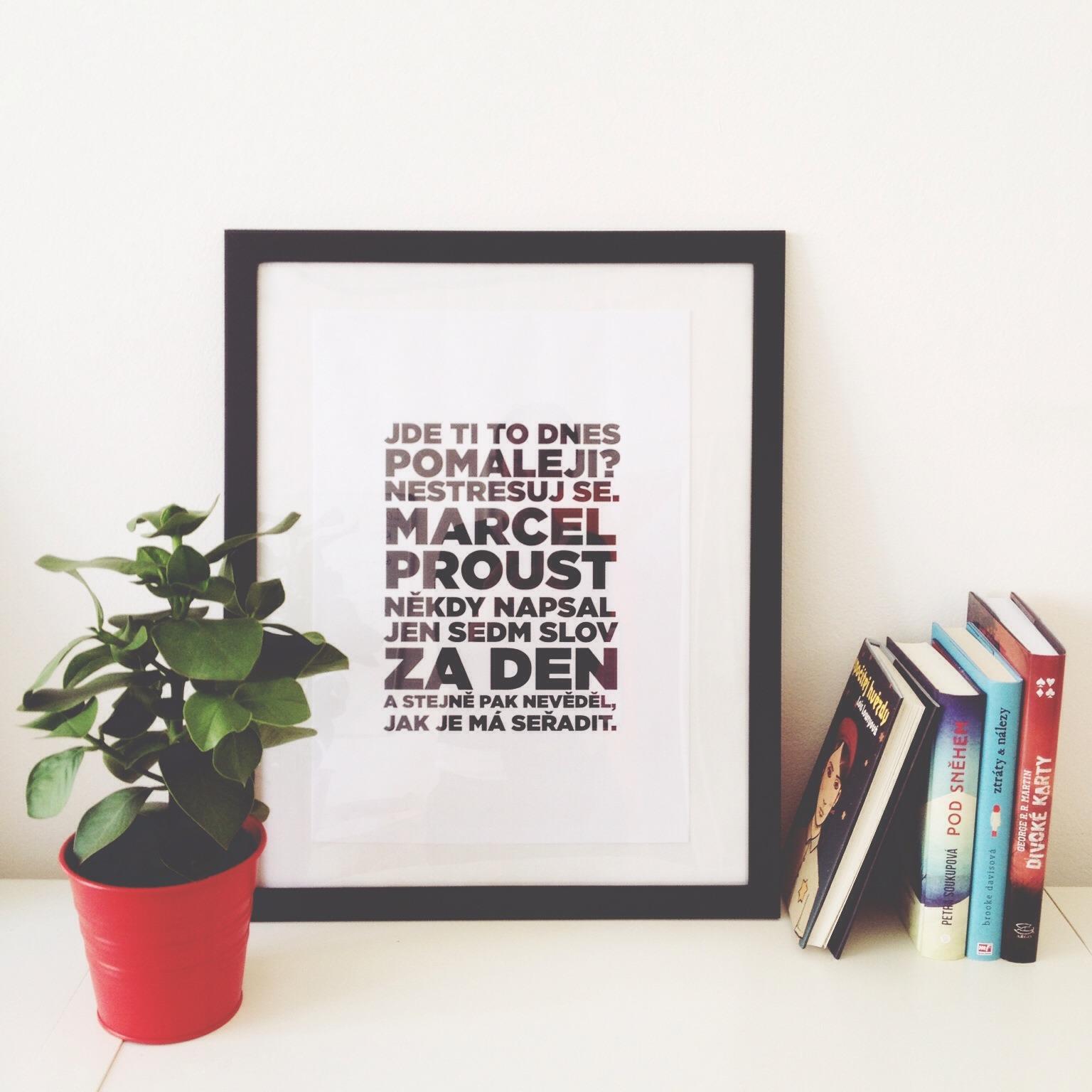 Knihomolský dárek: plakáty do každé knižní domácnosti