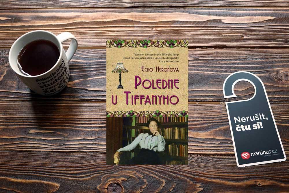 Soutěž: Vyhrajte 3 výtisky knihy Poledne u Tiffanyho