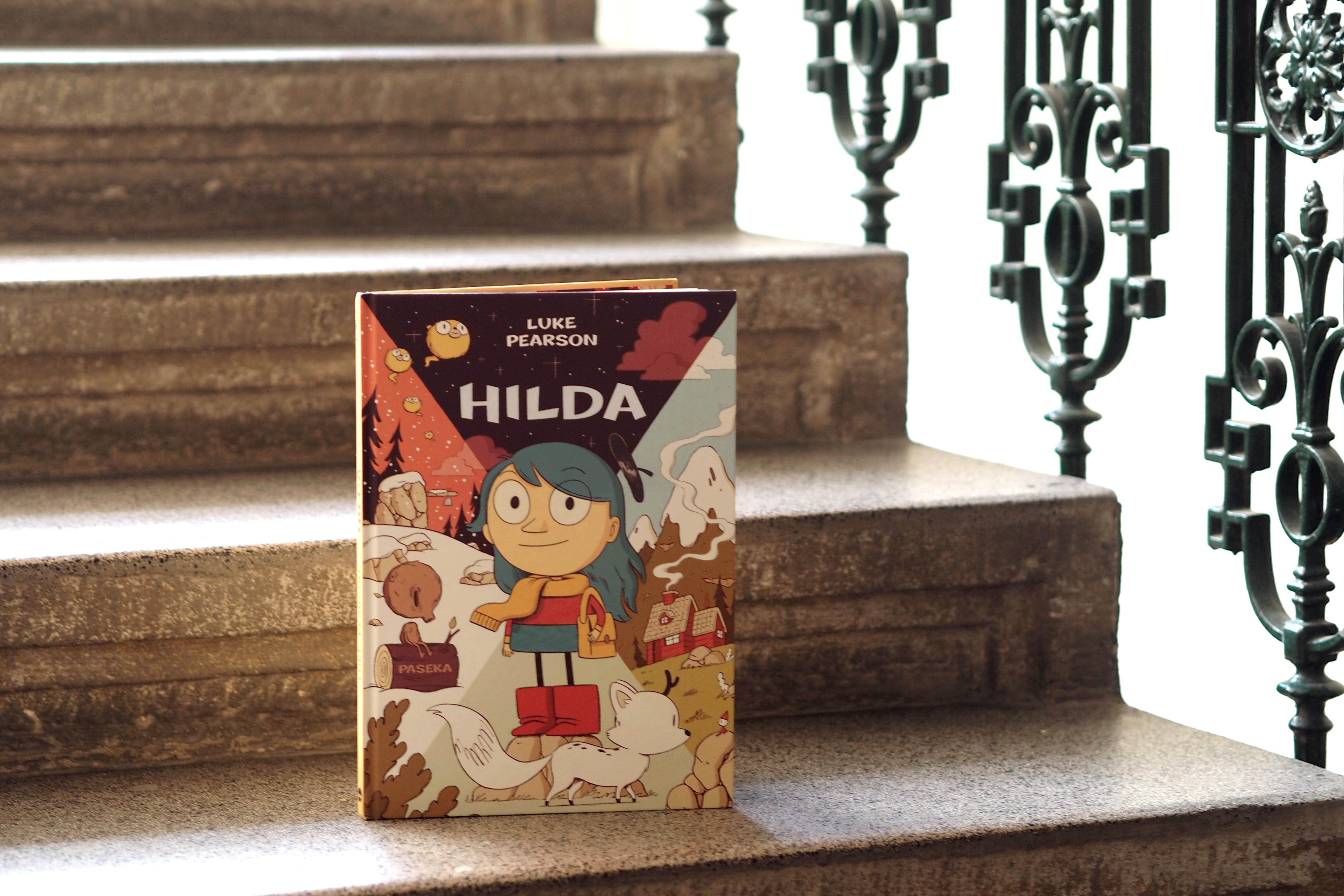 Komiks pro dospěláky s duší dítěte