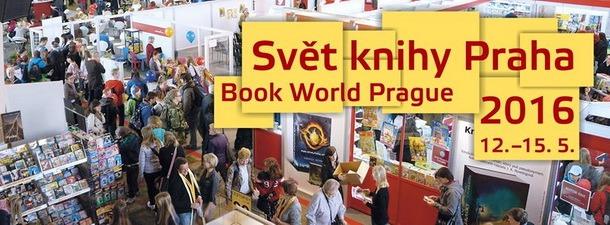 Svět knihy 2016 už je za rohem!