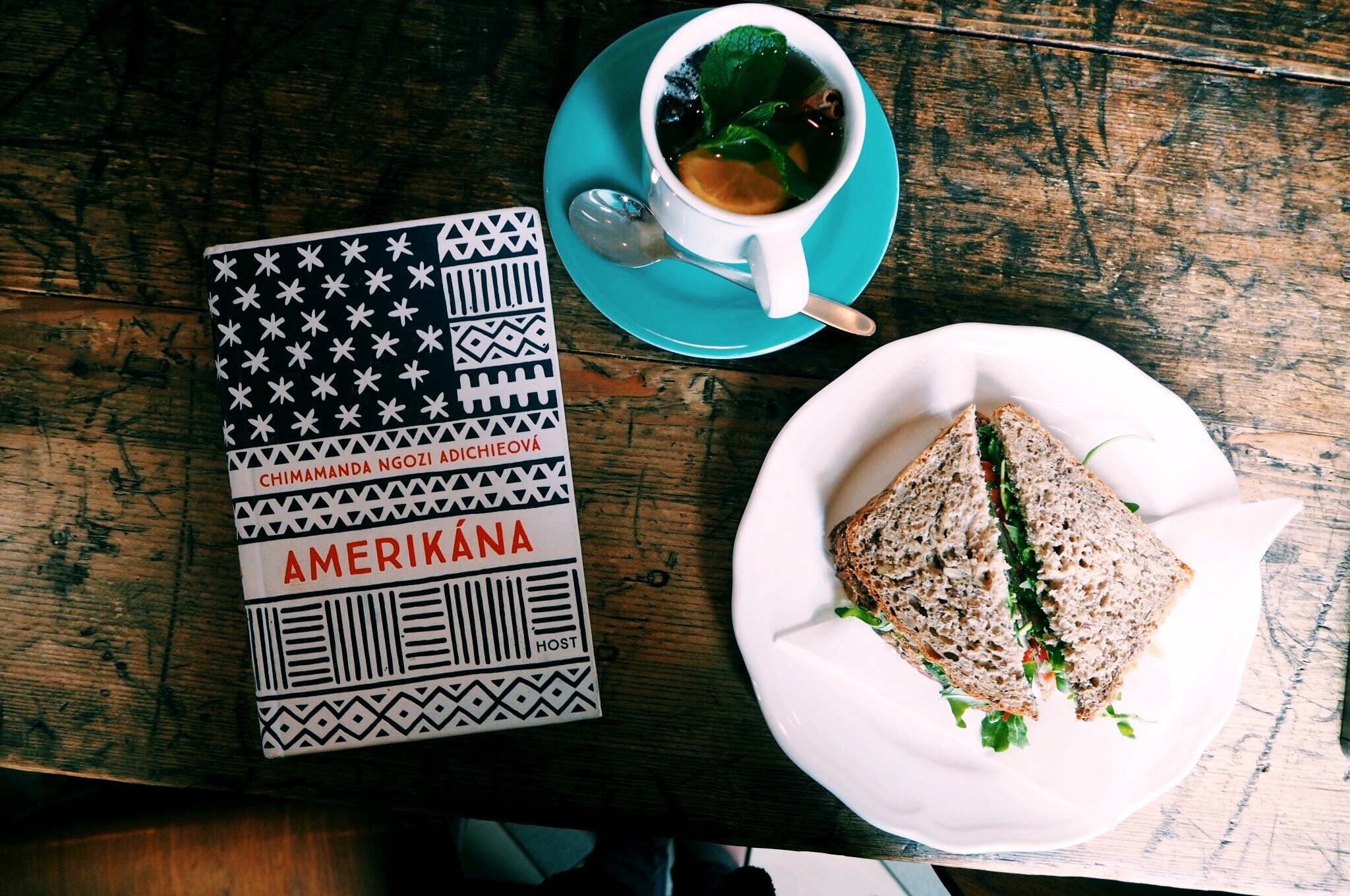 Výuka empatie a tolerance od Chimamandy Adichie
