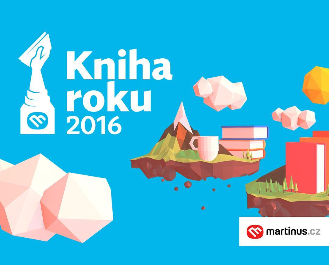 Hlasujte pro Knihu roku 2016!