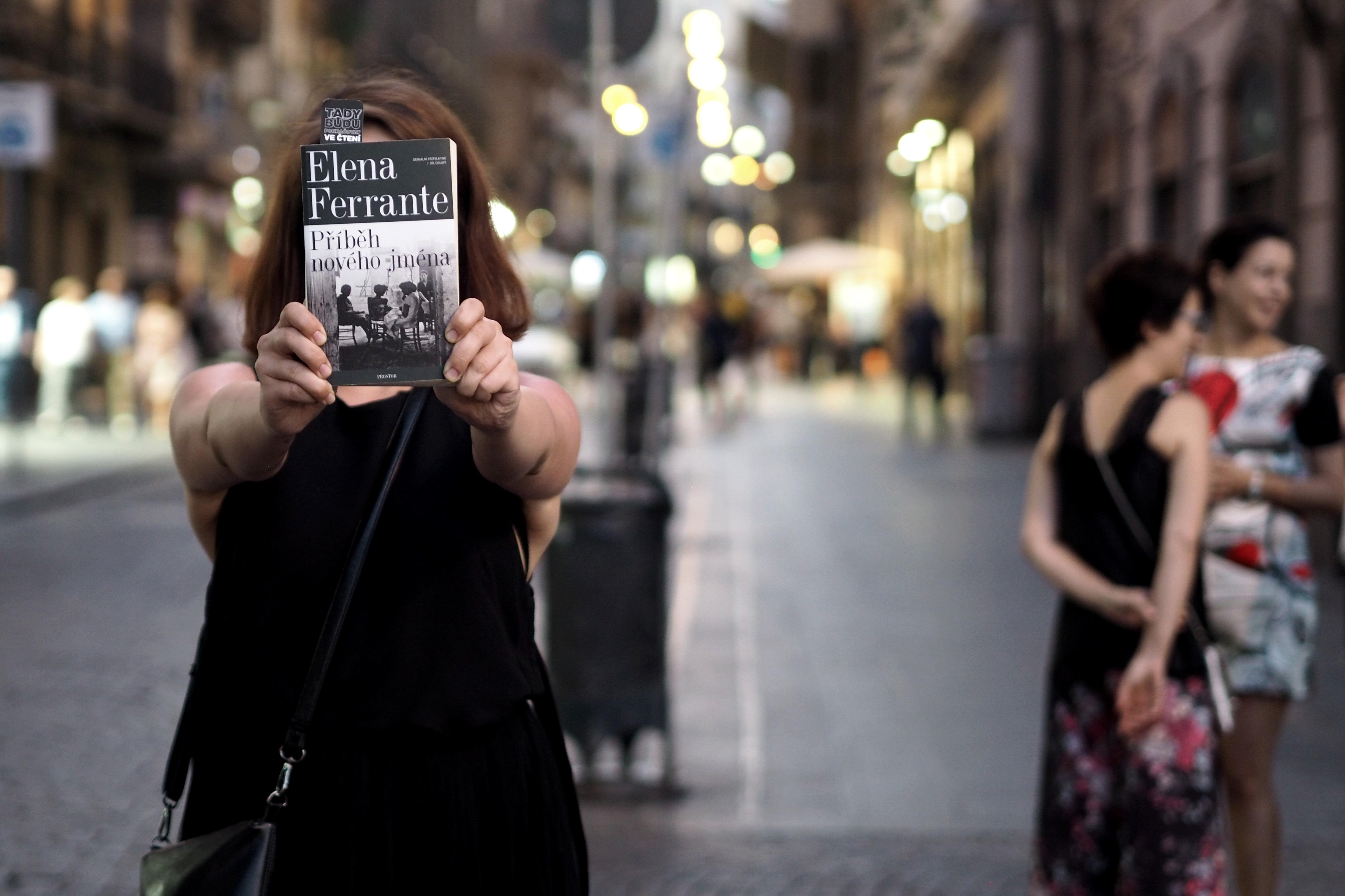 Neodolatelná Neapol očima Eleny Ferrante už podruhé