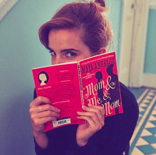 Zdroj: Instagram Emmy Watson