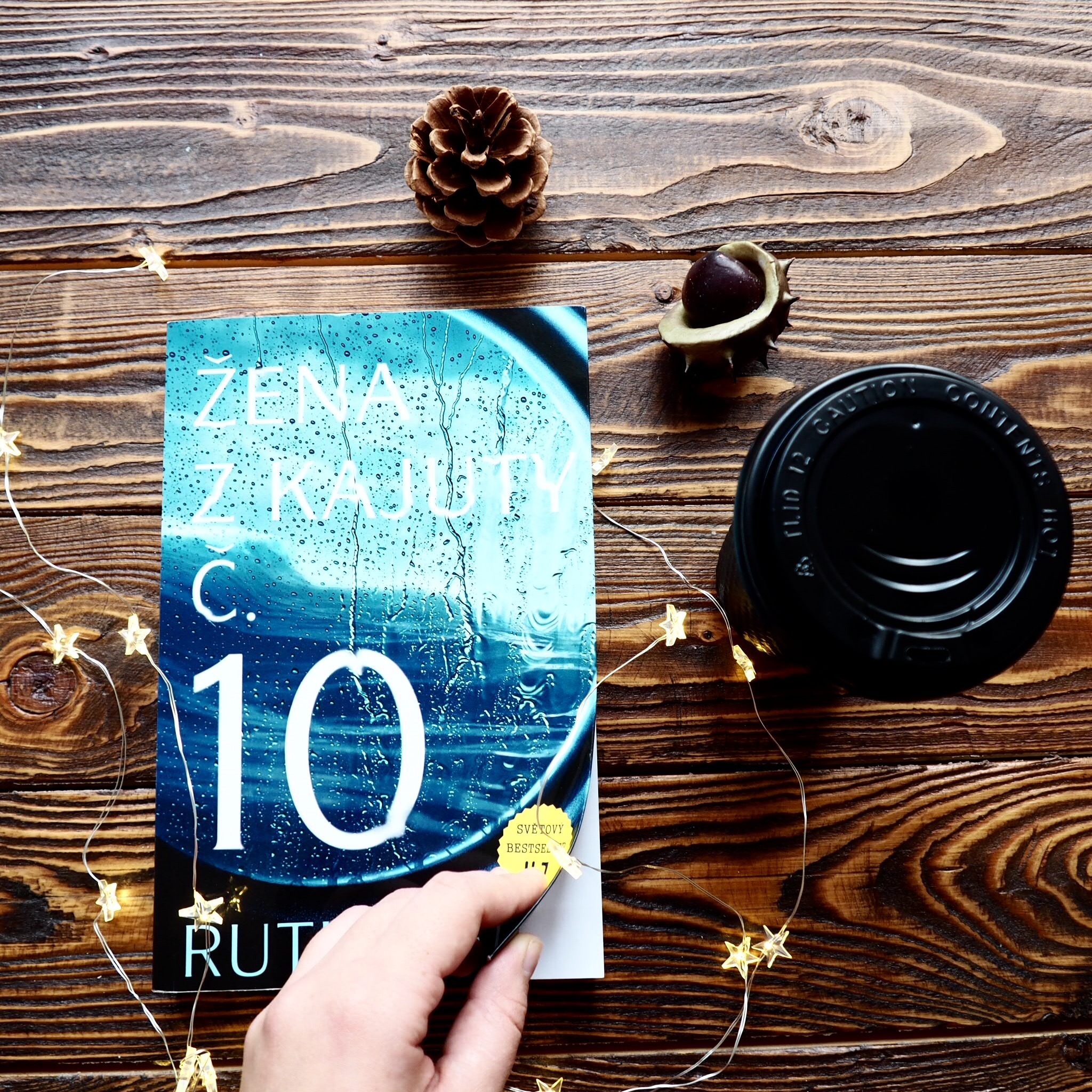 Našli jsme pro vás tu nejčtivější knihu letošního podzimu