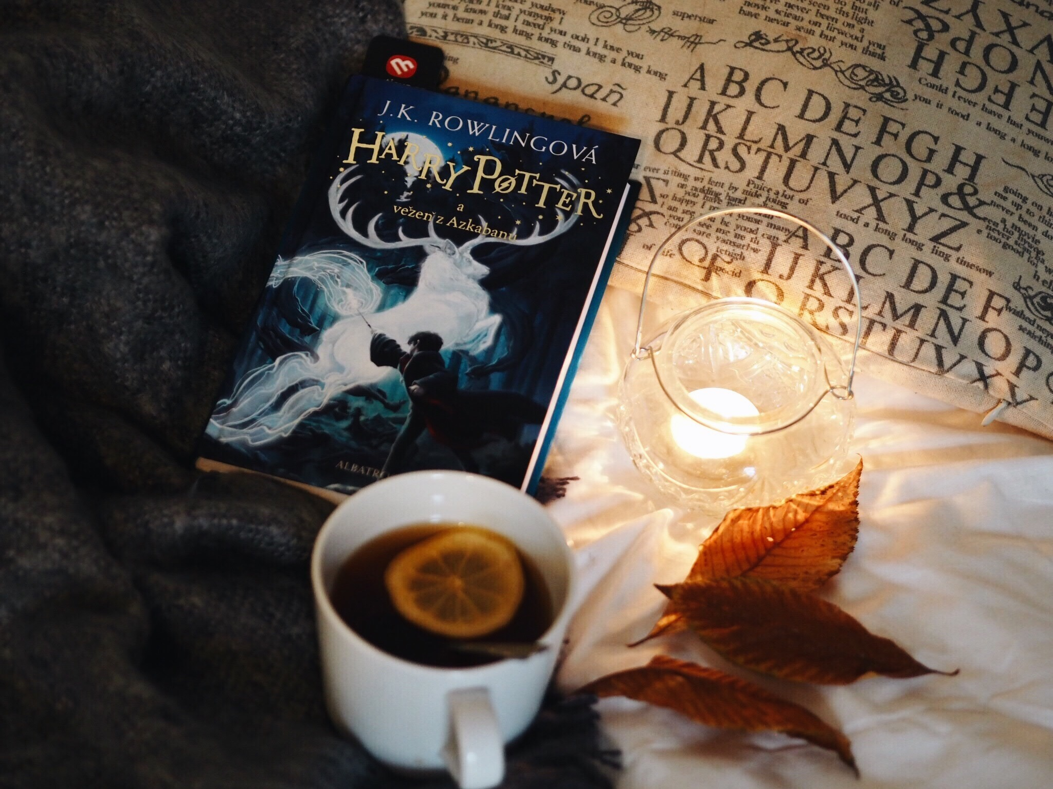 LookBook: Knihomolský podzim je tu!